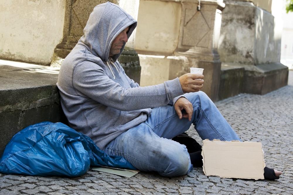 Foto: Bilderbox.at - Armut